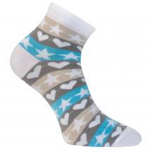 Носки женские летние и демисезонные Г 86 купить в интернет-магазине Paradise-socks.ru
