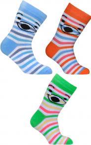 Носки детские летние и демисезонные Д 40 купить в интернет-магазине Paradise-socks.ru