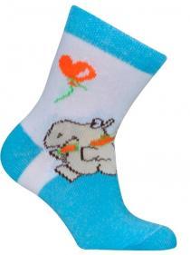 Носки детские летние и демисезонные Д 30 купить в интернет-магазине Paradise-socks.ru