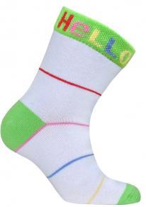 Носки детские летние и демисезонные Д 33 купить в интернет-магазине Paradise-socks.ru