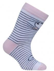 Носки детские летние и демисезонные Д 37 купить в интернет-магазине Paradise-socks.ru