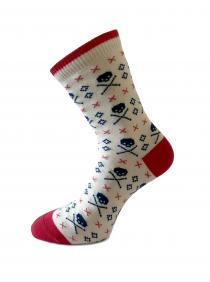 Носки эксклюзивные летние и демисезонные 18 купить в интернет-магазине Paradise-socks.ru
