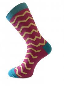 Носки эксклюзивные летние и демисезонные 25 купить в интернет-магазине Paradise-socks.ru