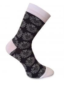 Носки эксклюзивные летние и демисезонные 37 купить в интернет-магазине Paradise-socks.ru