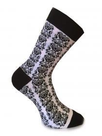 Носки эксклюзивные летние и демисезонные 42 купить в интернет-магазине Paradise-socks.ru