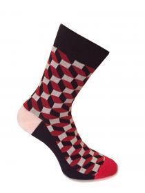 Носки эксклюзивные летние и демисезонные 49 купить в интернет-магазине Paradise-socks.ru