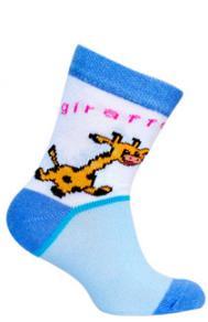 Носки детские летние и демисезонные Д 97 купить в интернет-магазине Paradise-socks.ru